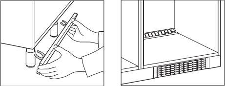 great les plinthes sont mon sens un des points faibles des cuisines ikea cellesci tant faites. Black Bedroom Furniture Sets. Home Design Ideas