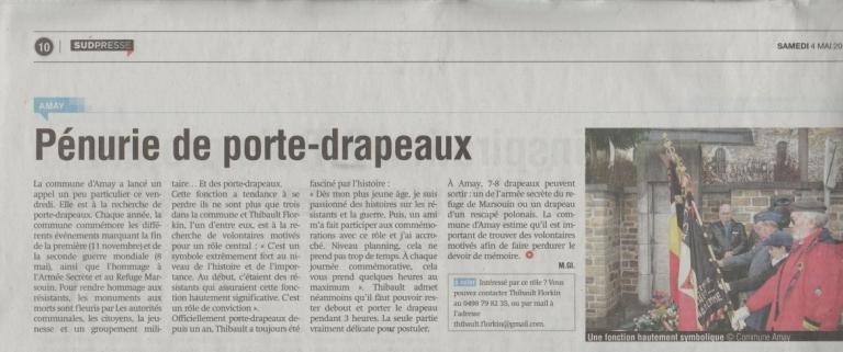 SudPresse - La Meuse - Samedi 4 mai
